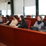 Zagreb, 12.04.2016 - Svi lažu, razumijevanje ponašanja radnog okruženja, predavanje u Poliklinici Sunce. Predavaè: Iva Mikuliæ